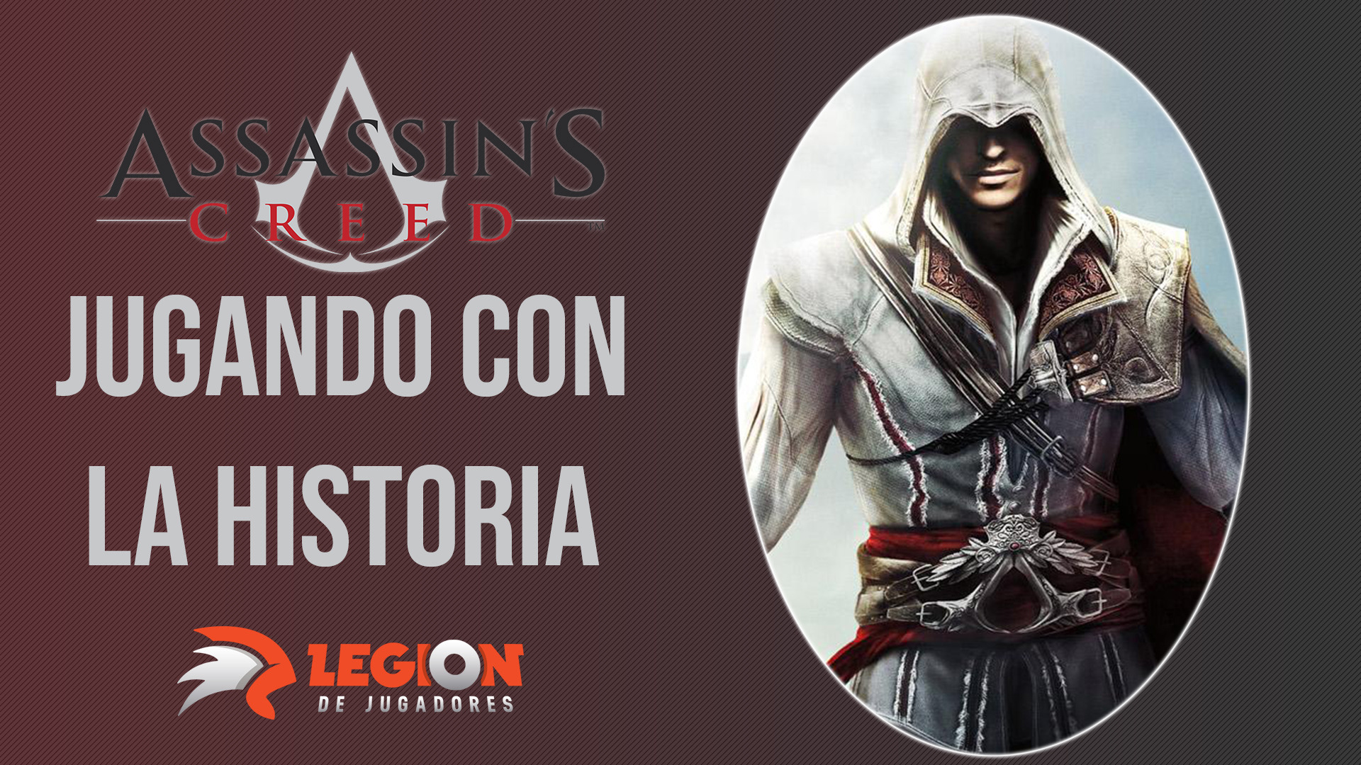 Assassin's Creed, jugando con la historia parte I