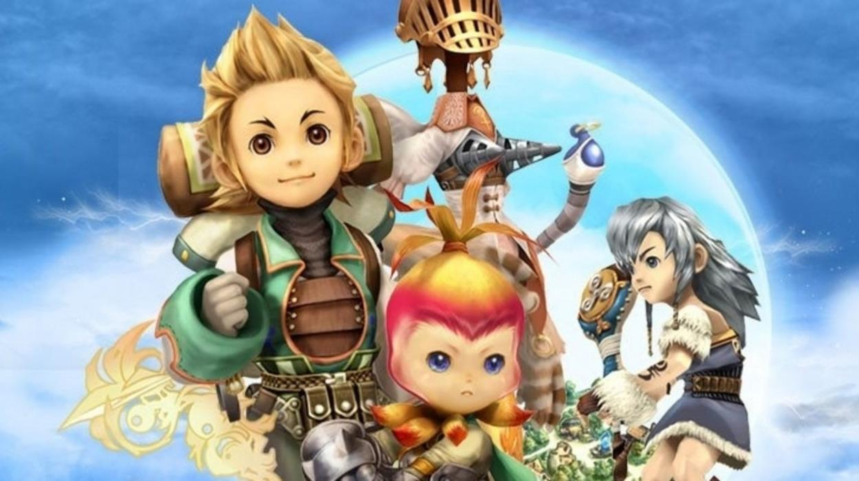 final fantasy crystal chronicles remastered fecha occidente