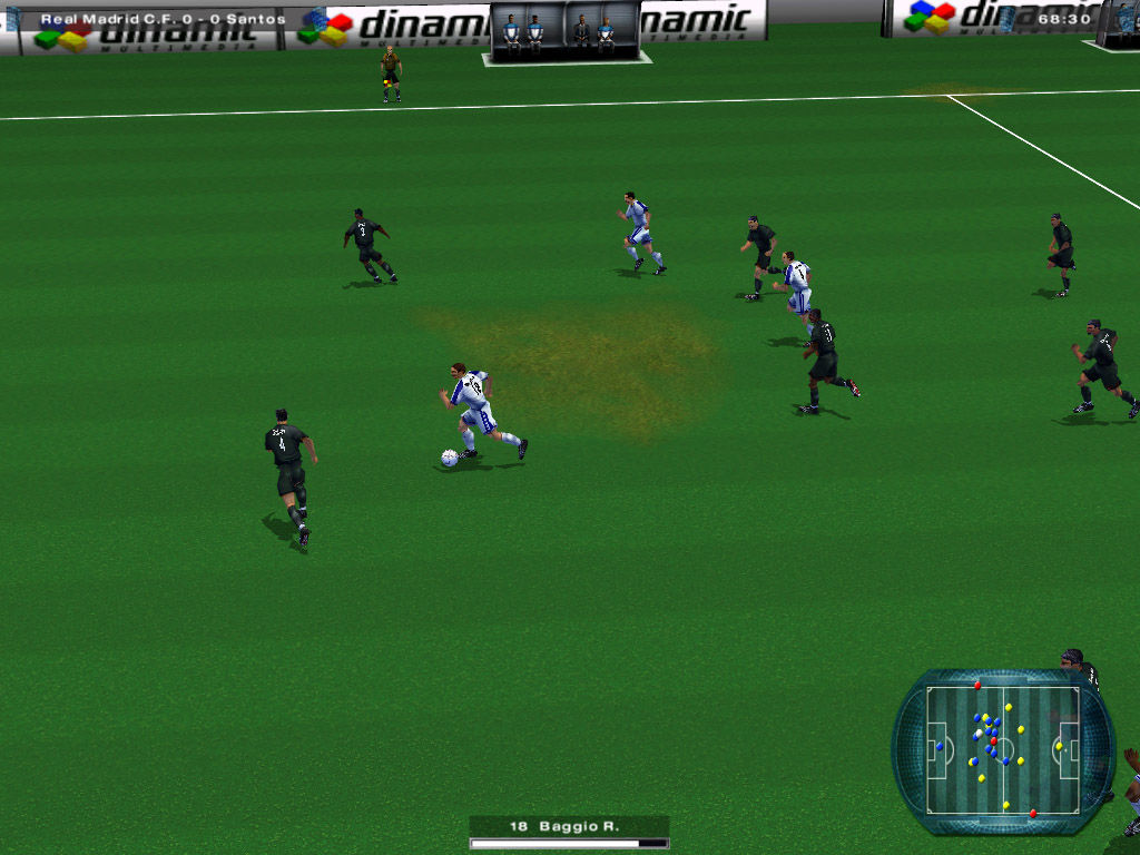 PC Fútbol 2001, el final de la Era Dinamic Multimedia