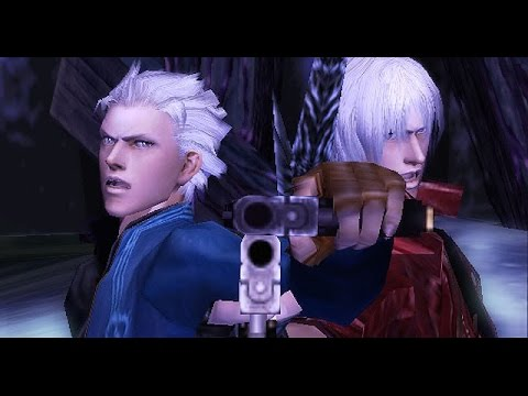 Devil May Cry 3 Switch