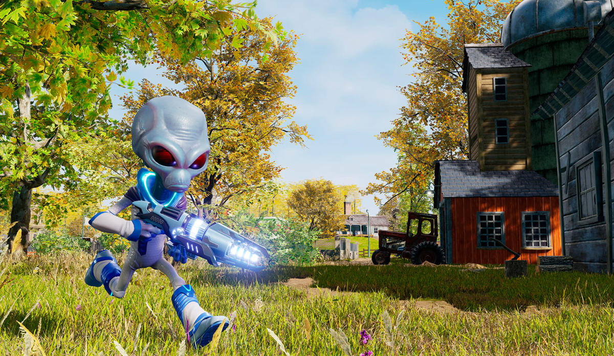 demo pc destroy all humans