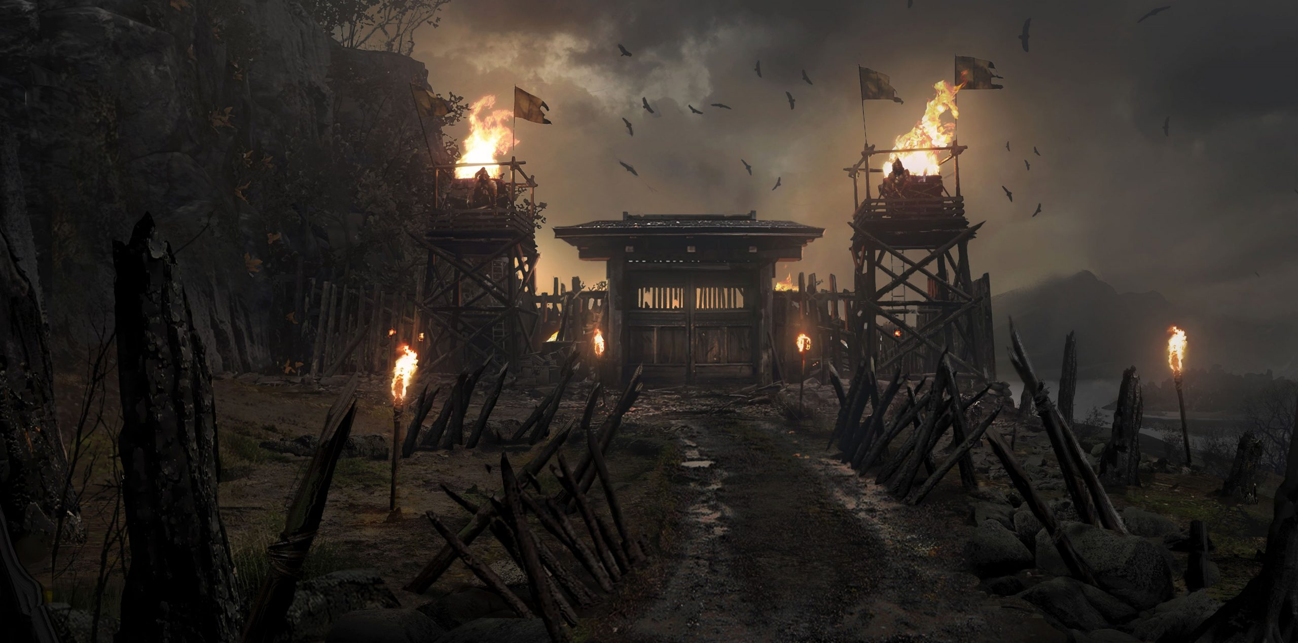 ghost of tsushima spot