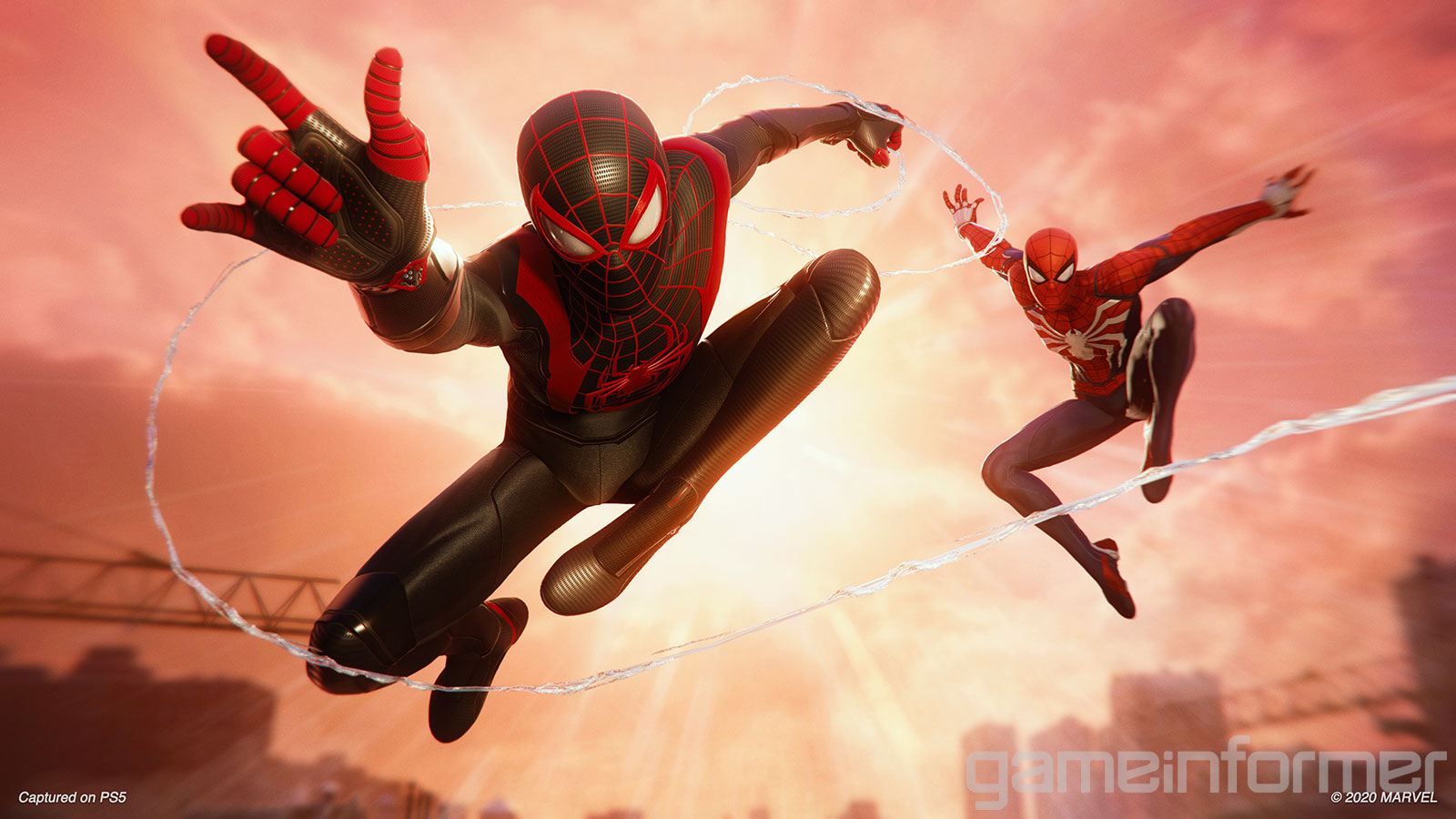 Marvel's Spider-man miles morales gameplay