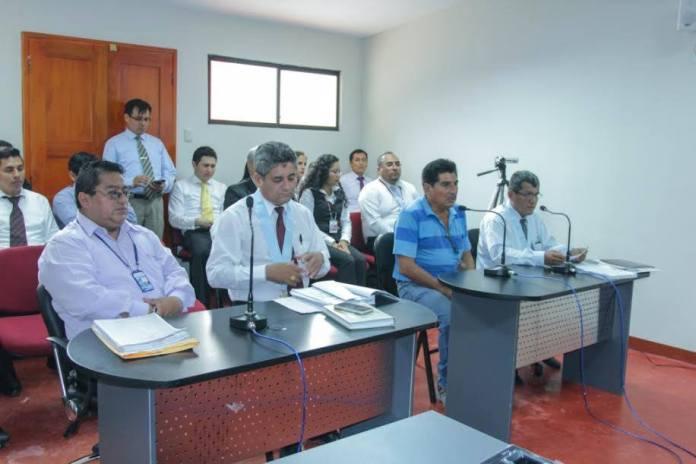 Jueza de Ucayali resolvió juicio laboral en tiempo récord de 27 días