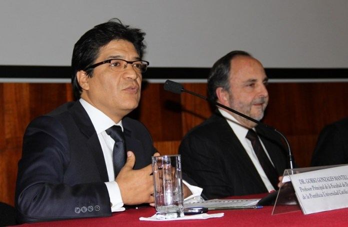 Gorki Gonzales: