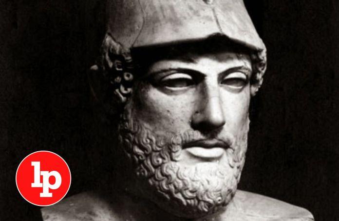 Pericles, el primer abogado profesional.