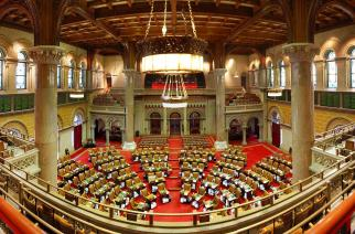 Speaker announces Assembly committee chairs and leadership positions