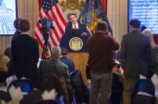 Gov. Cuomo's budget proposal