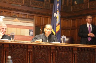 Officials mourn death of Court of Appeals justice