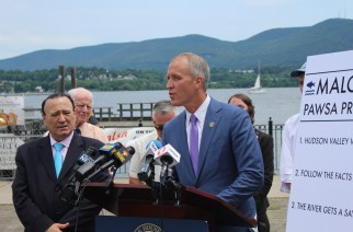 Congressman Maloney continues to fight against Hudson River anchorage points