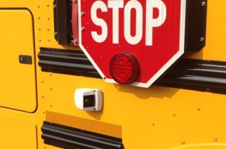 On first day of school, North Country lawmaker calls for more school bus cameras