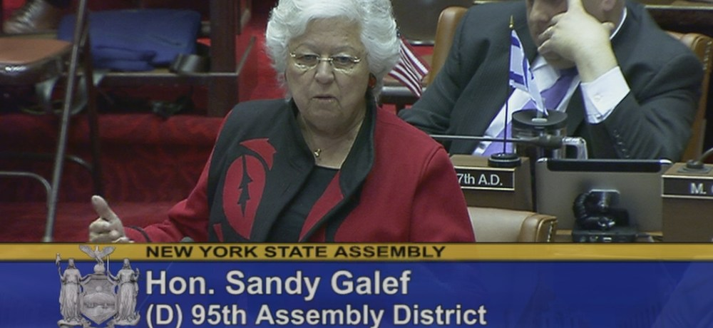 Assemblywoman wants to review how sexual harassment claims are handled in state government