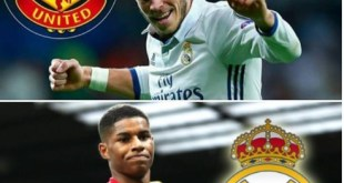 """Rashford"" For ""Bale"" Is Never A Good Deal - What Do You Think?"