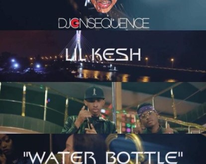 MUSIC: DJ Consequence ft. Lil Kesh – Water Bottle