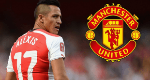 Arsenal Happy To Sell Alexis Sanchez To Manchester United On Two Conditions