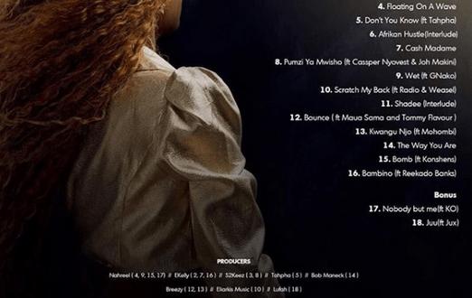 MUSIC: Vanessa Mdee ft. Cassper Nyovest & Joh Makini – Pumzi Ya Mwisho