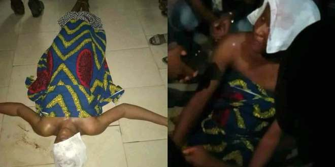 Slay Queen That Ran Mad From An Acura ZDX, Delivered In a Church (Photos/Videos)