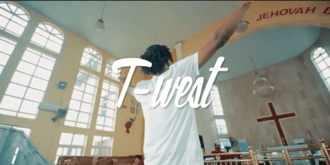 VIDEO: T-west ft Gift Thompson - Na God Sure Pass