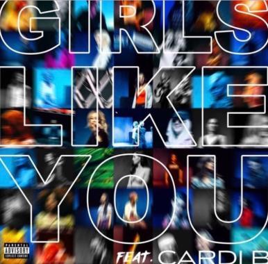 Maroon 5 Ft. Cardi B - Girls Like You [Apple Music]