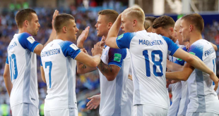 Iceland Turns Iron-Land Against Messi Earning A 1-1 draw in Group D