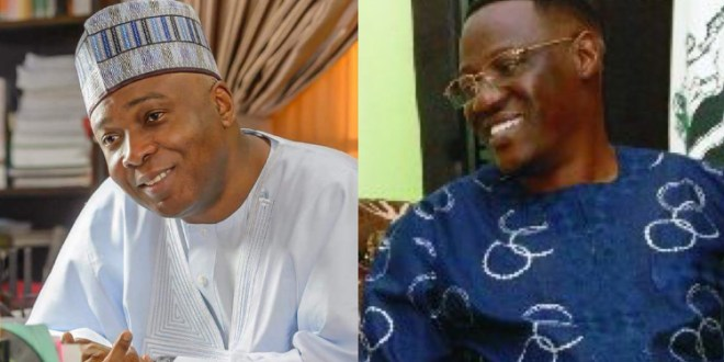 BREAKING: Senate President Bukola Saraki and Kwara Governor, Abdulfattah Ahmed dumps APC for PDP