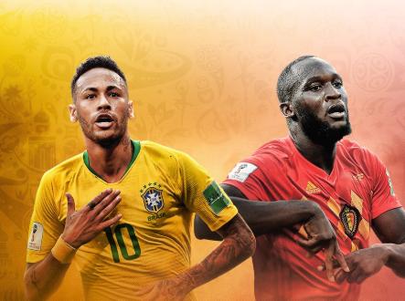 World Cup quarter-final matchups #WorldCup