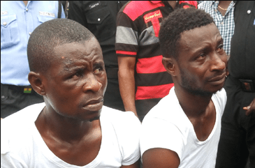 Armed Robber Confess Giving His Mother Money From Proceeds