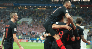 England suffer semi-final heartbreak As Croatia Qualifies For The World Cup Final