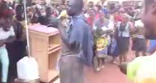 VIDEO/PHOTOS: Catholic Priest Disguises As A Beggar (See What Happened)