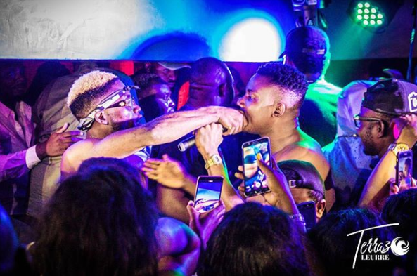 BREAKING NEWS: Olamide Baddo Signs Hype Man Fresh Bliss and Dy to YBNL(Video)