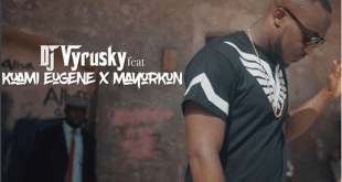 DJ Vyrusky ft. Kuami Eugene x Mayorkun – Never Carry Last