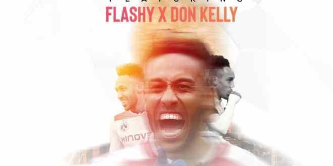Mojoboiz ft Flashy x Don Kelly - Aubameyang