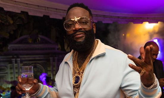 Rick Ross Welcomes A New Baby Boy. . . Names him 'BILLION'!!