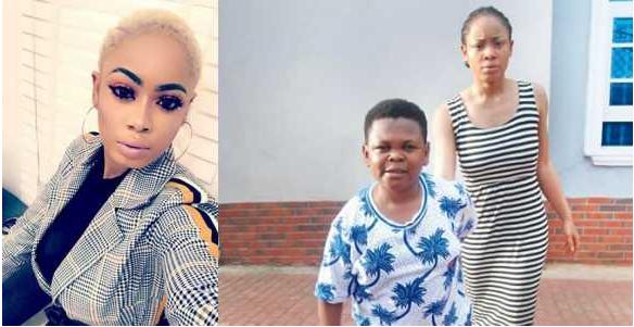 Osita, Nollywood PawPaw Reacts To Dating BBNaija Nina