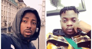 Erigga snitches Olamide, shares Picture they Took 10 Years Ago