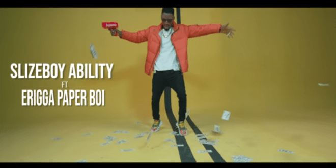 VIDEO: Slizeboy Ability - 4WARD EVA ft. Erigga