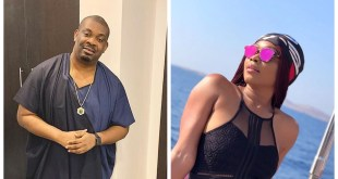 Don Jazzy's Secret Lover Adelana Exposed (See Photos)