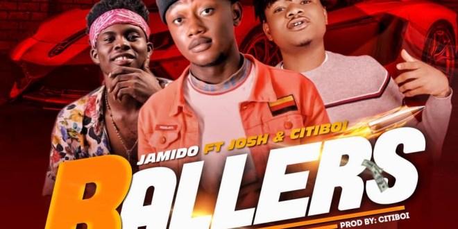 Jamido - Ballers ft. CitiBoi & Josh