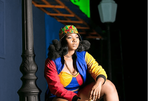 Singer Yemi Alade semi-nud*e Goes Online (See Photo)