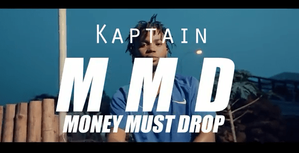 Kaptain - Money Must Drop (Audio+Video)