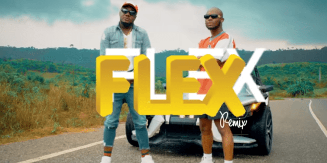 CDQ ft. King Promise – Flex (Remix) | Video + Audio