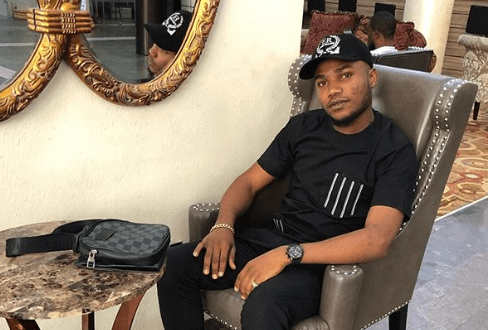 "Victor Ad's Label Boss Unveils Clothing Line ""Etins Couture"""