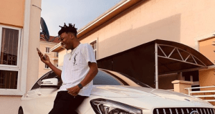 Mayorkun Buys A New 35 Million Naira Mercedes Benz