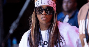 See First Photo of Tiwa Savage Newly Acquired Customized Luxury Car
