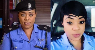 See What Dolapo Badmus Has to Say to Police officers