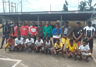 EFCC Arrest and Exposes Several Yahoo Boys In Delta State (Photos)