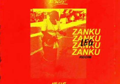 Legendury Beatz – Zanku Leg Riddim ft. Mr Eazi