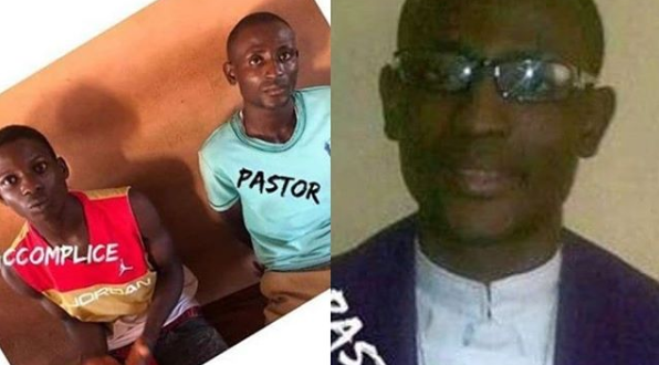 Pastor arrested for staging own kidnap and demanding ransom from church members