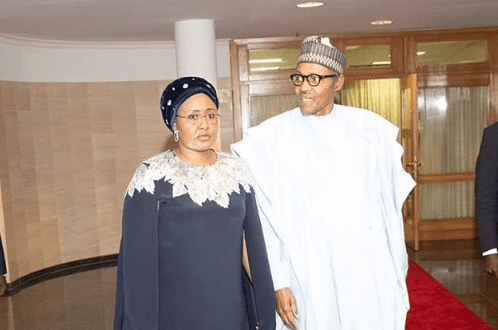 Now I choose to be called First lady, not the President's Wife - Aisha Buhari