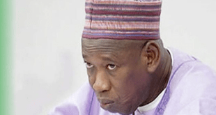 Gorilla must vomit the stolen N6.8m - Governor Ganduje orders probe